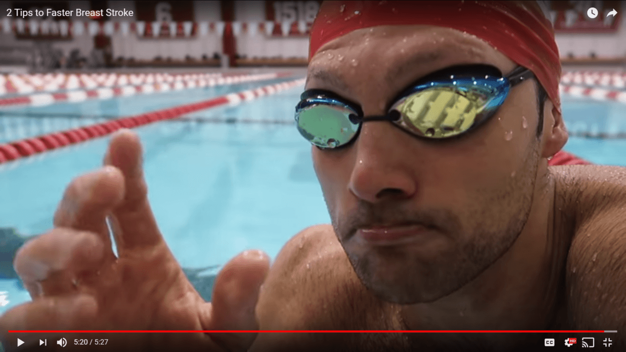 Cody Miller Daily Workouts #4: Best Average Breaststroke