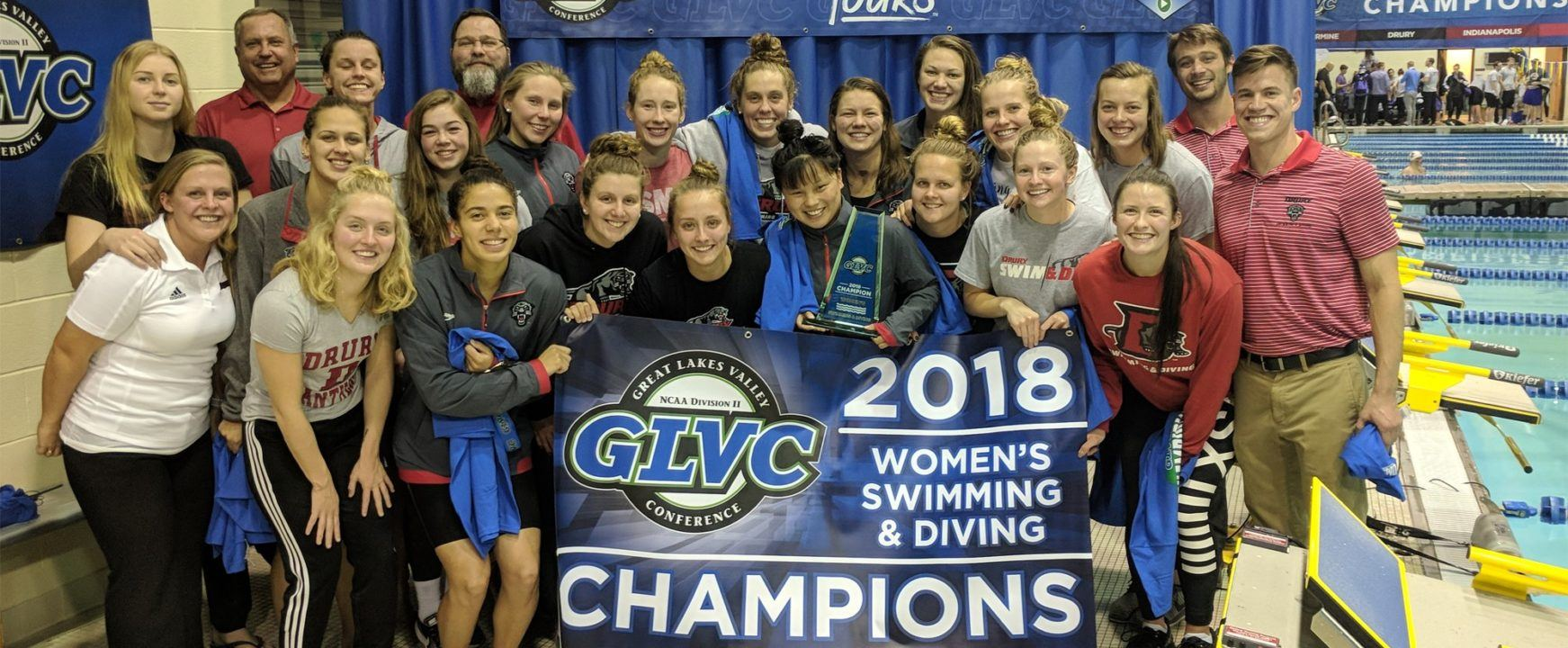 GLVC Day 4 Recap: Drury Women Win Again, UIndy Men Unseat Drury