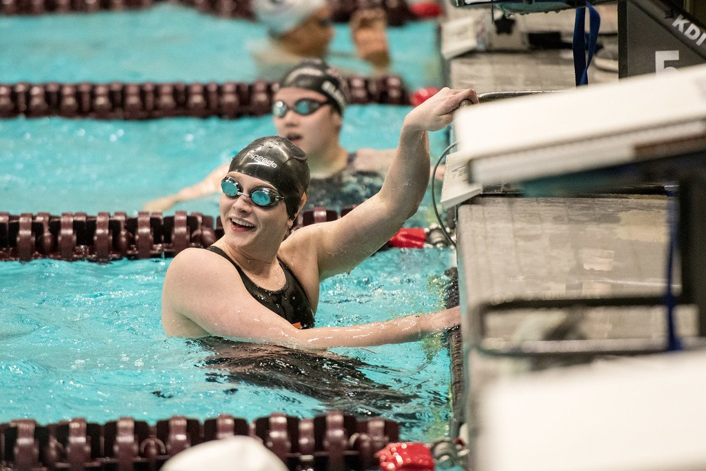 5 Big Things From Week 1 of NCAA Conference Swimming