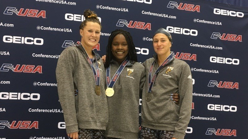 Florida International Goes 1-2-3 Twice on Day 2 of CUSA Championships