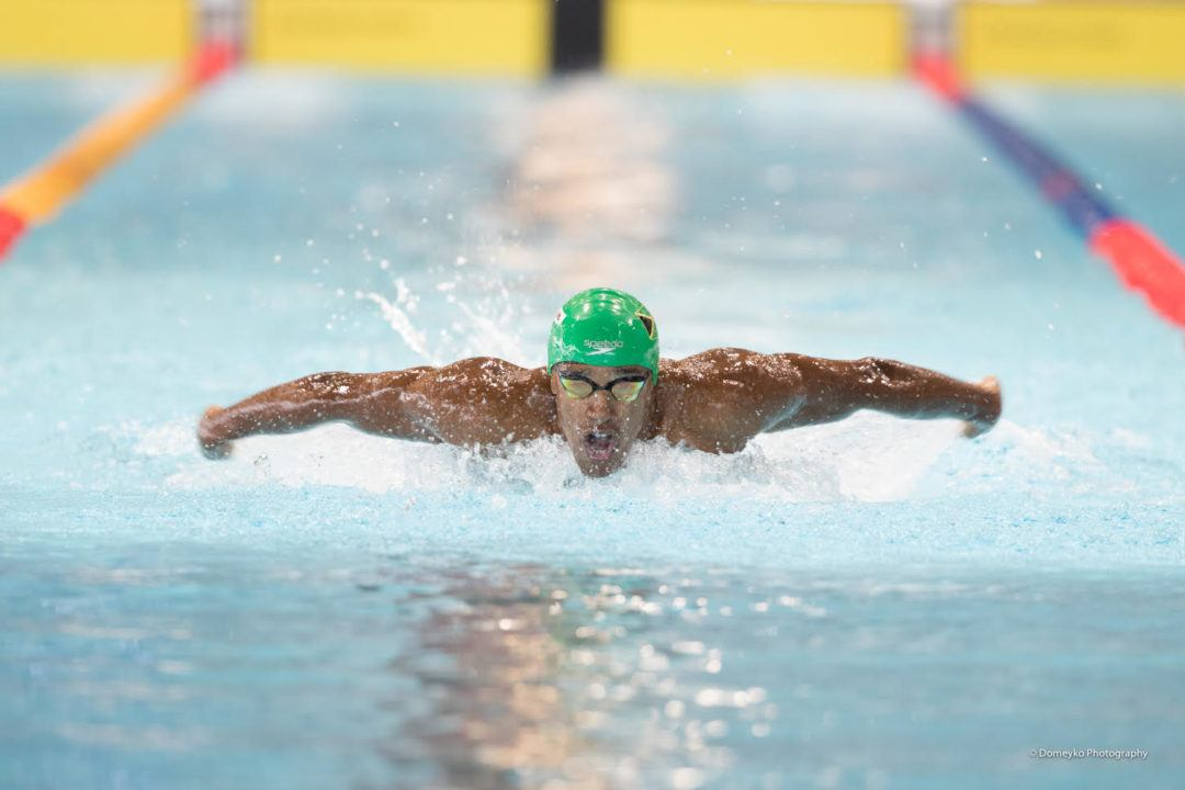 Michael Gunning Breaks Jamaican Record With 1:59 Fly At British Nats