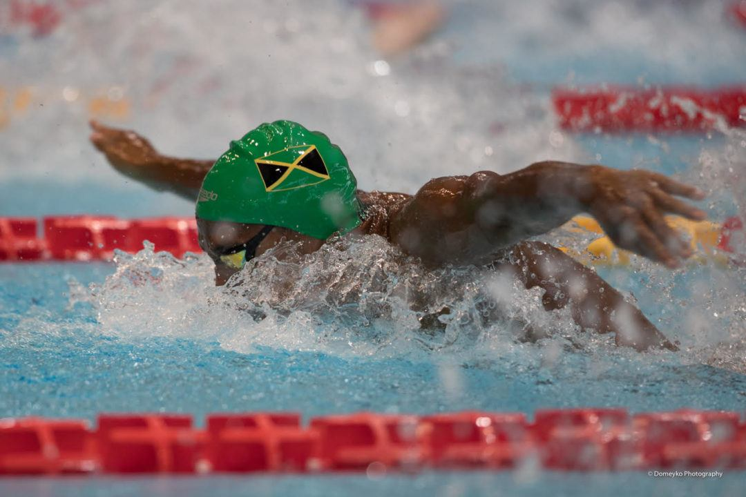 15 Jamaican Swimmers Train In China As Part Of Sports Coaching Project