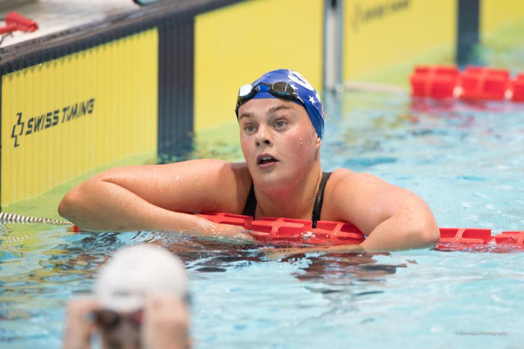Commonwealth Games Medalist Holly Hibbott Joins ISL London Roar