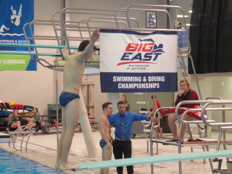 Villanova Men/Women Lead Big Easts After Day 2