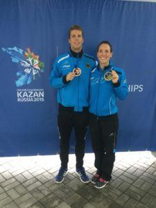 Germany's Isabel Härle and Hendrik Feldwehr announce retirement