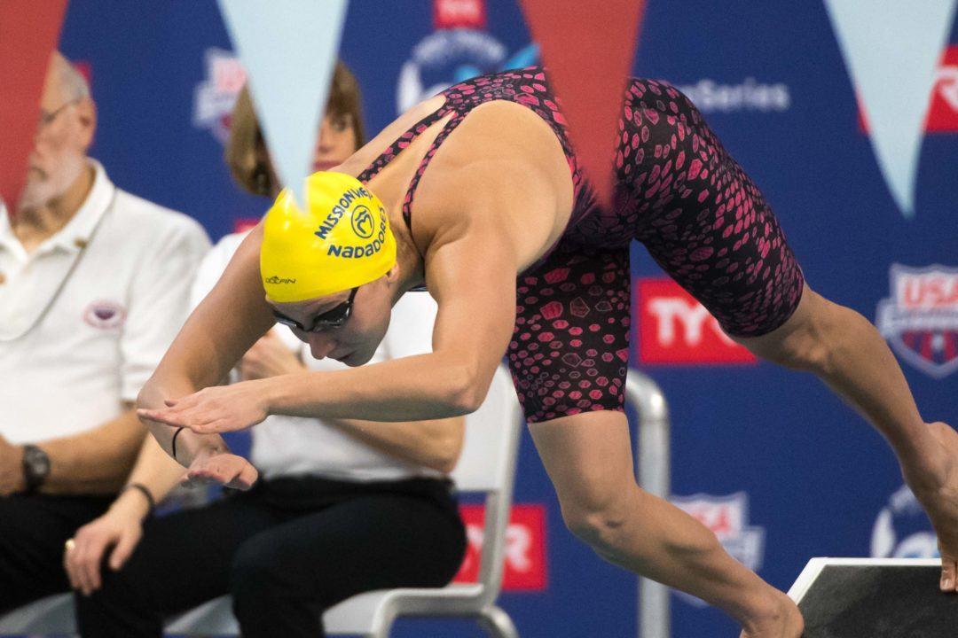 2018 TYR Pro Swim Series – Mesa: Day 3 Finals Live Recap