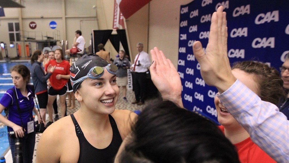 Northeastern's Megan Clark Breaks CAA Records; Secures NCAA Spot