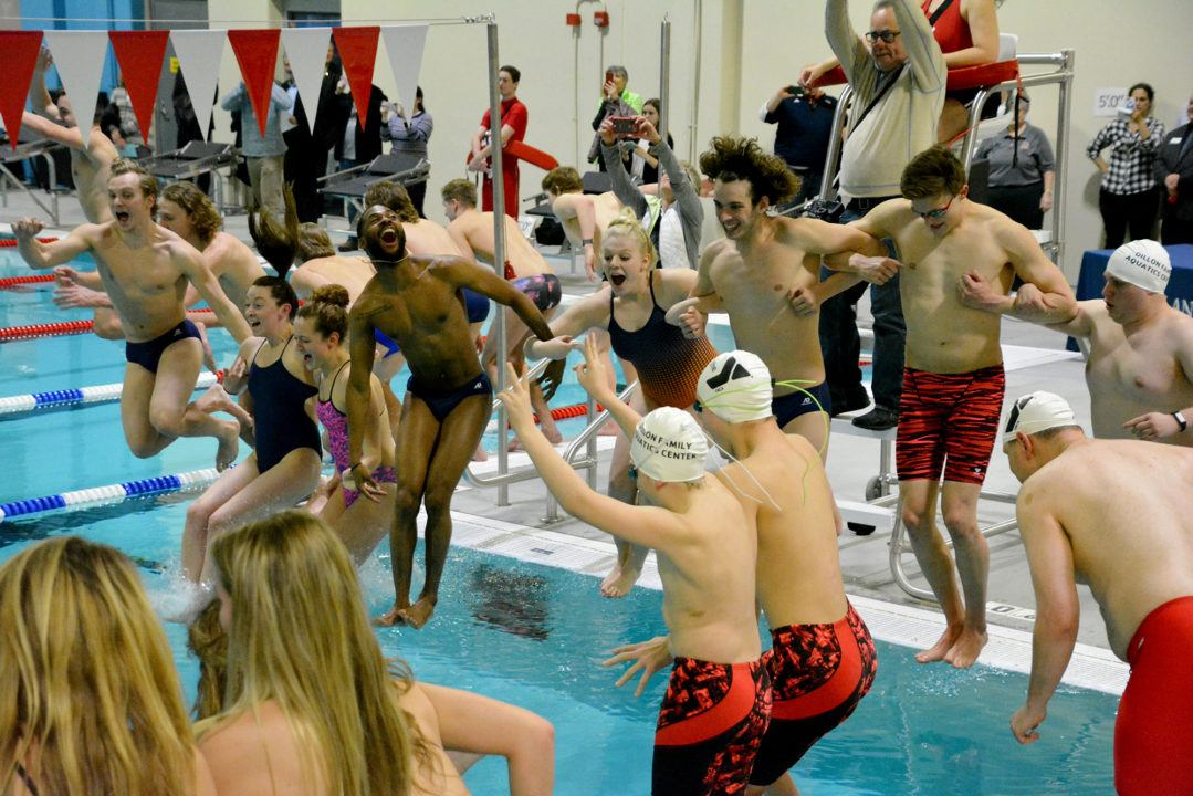 Midland Celebrates New Home At Dillon Family YMCA Aquatic Center