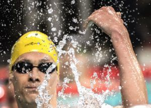 Zane Grothe Talks Distance Freestyle for 5 Minutes (Video)