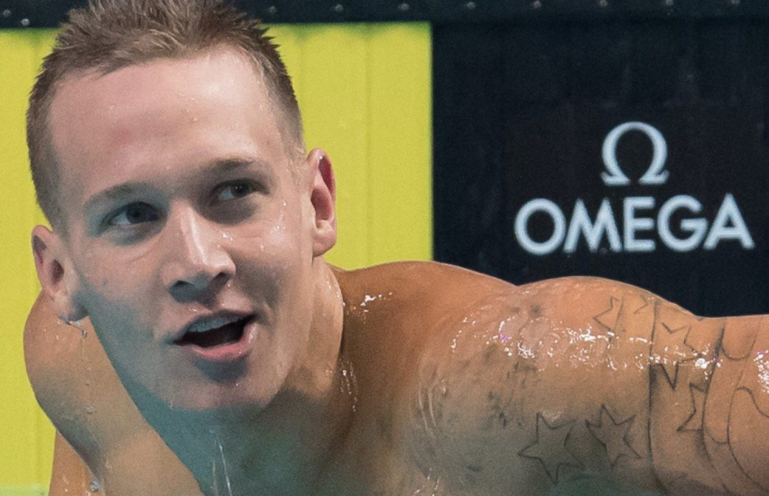 SwimSwam Pulse: 72% of Voters Say Dressel Could Break 1:30