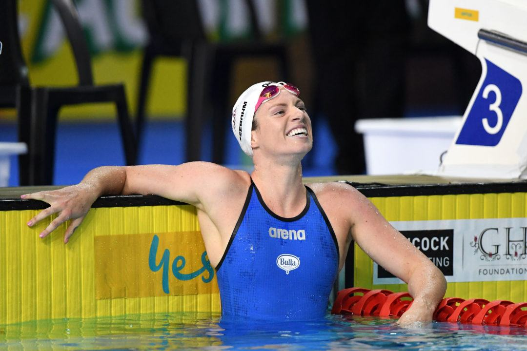 Seebohm Tries 50 Breast On For Size In Hangzhou