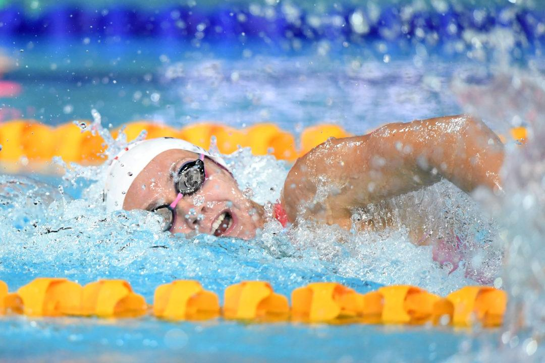 C'Wealth: Final Tally of Aussie Swimmers Clocking Pan Pac QTs