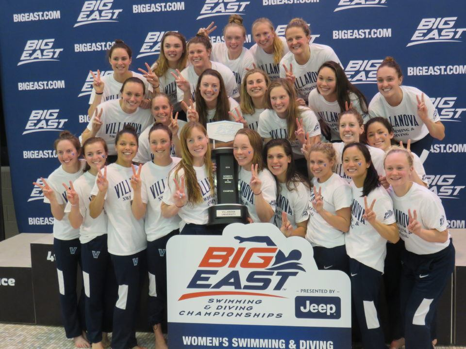 Villanova Women, Seton Hall Men Defend Big East Titles