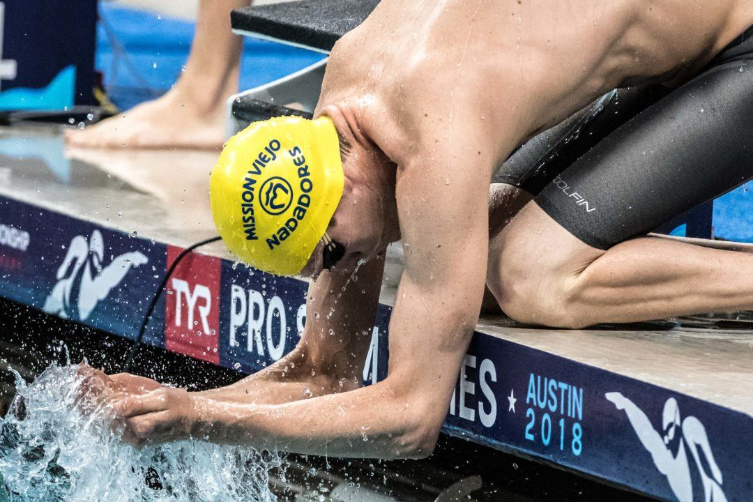 2018 TYR Pro Swim Series – Atlanta: Day 3 Prelims Live Recap