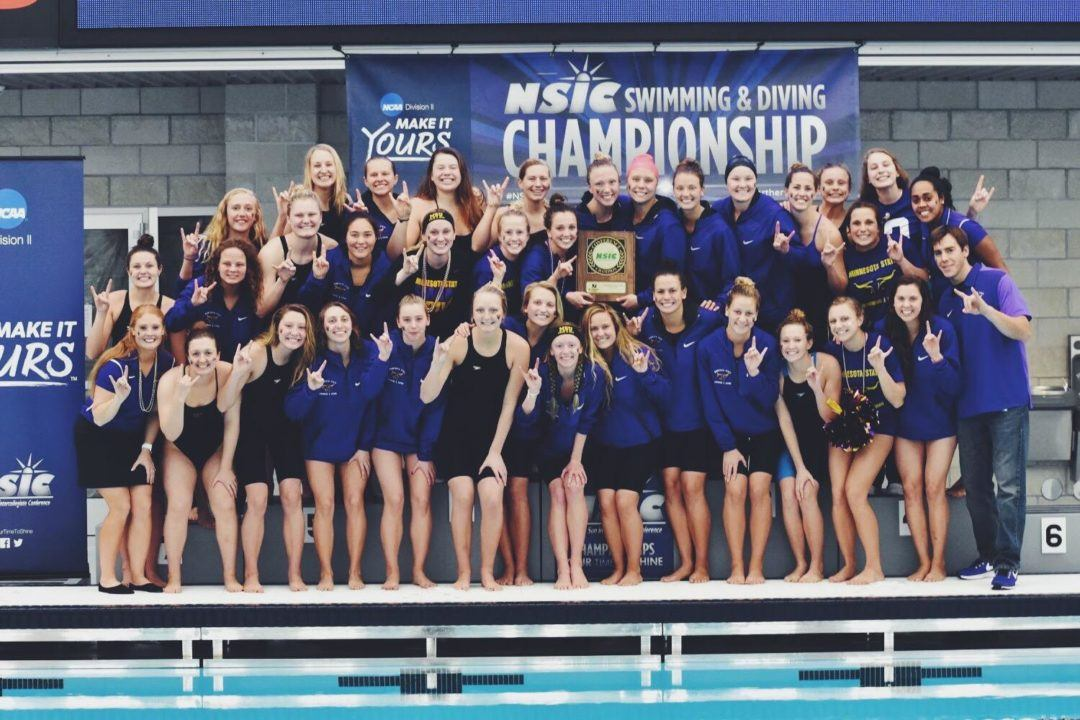 Minnesota State Mankato Wins First-Ever NSIC Championship
