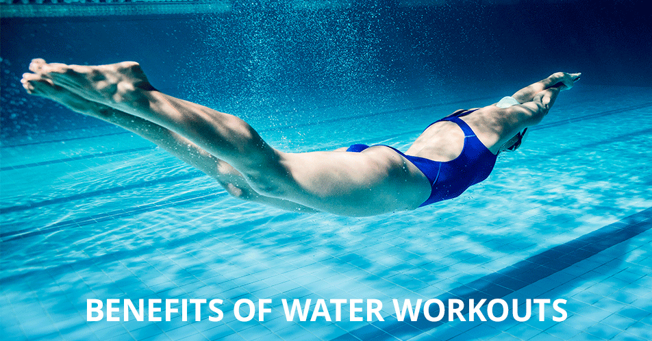 What Are The Benefits of Water Workouts