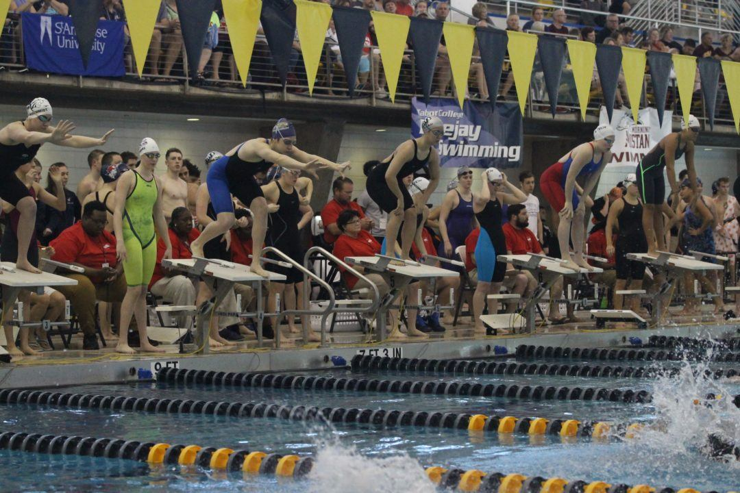 2018 NAIA Women's National Championships – Day 2 Prelims