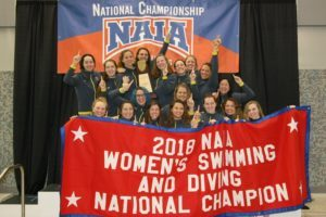 2018 NAIA Women's National Championships – SCAD Bees Claim 2nd Title in 3 Years