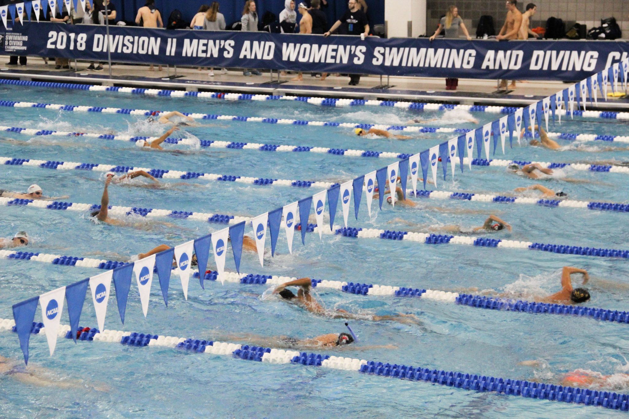 2018 NCAA Division II Women's Championships - Day 2 Ups/Downs