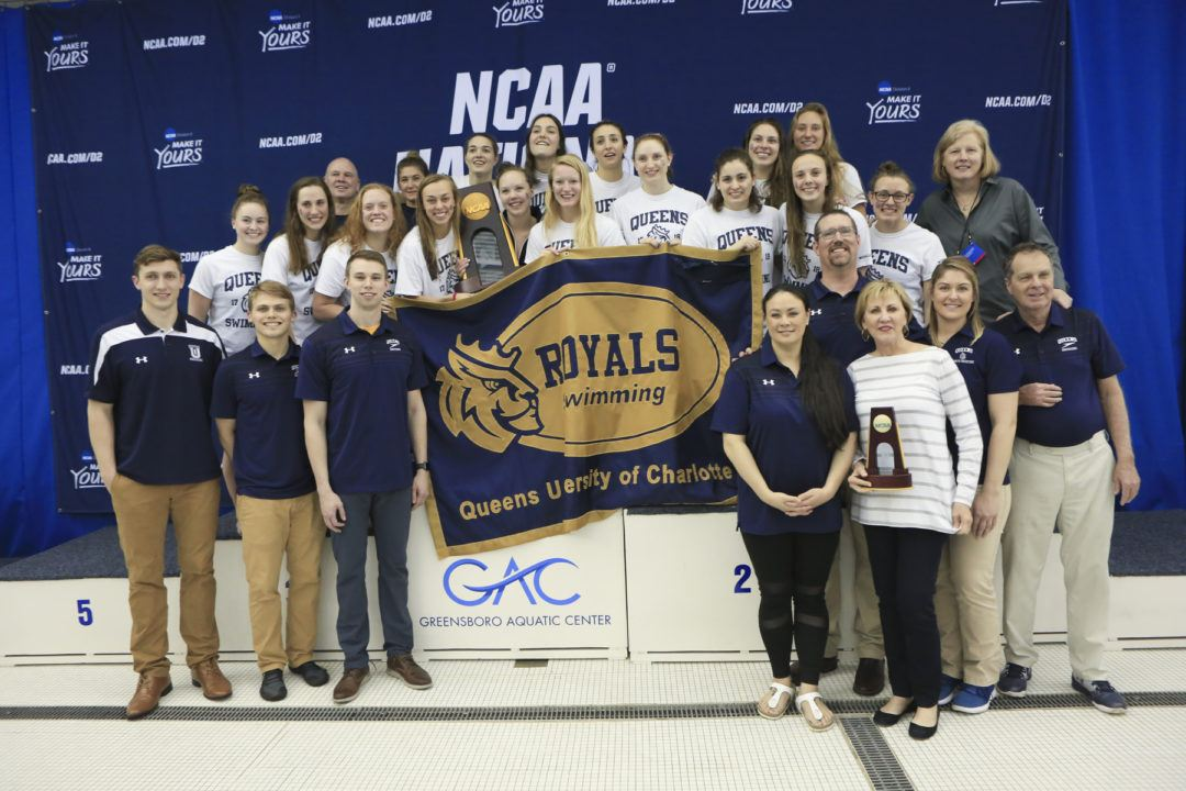 Queens, Indianapolis Top First Division II CSCAA Poll of 2019