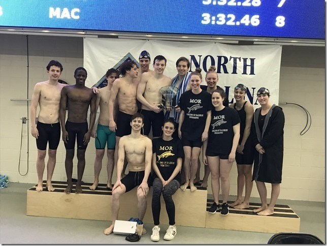 Marlins Of Raleigh Wins 6th NC Sr SC Championship