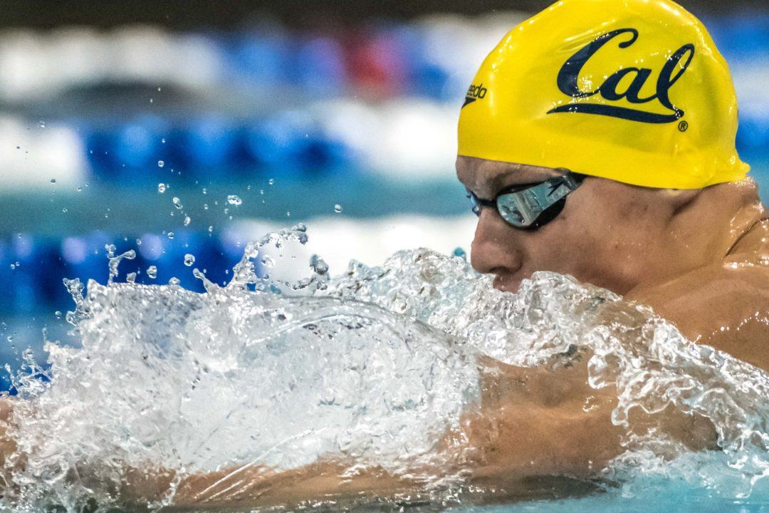 Practice + Pancakes: Cal Men Get Meet Ready With Socks Speed Work (Video)