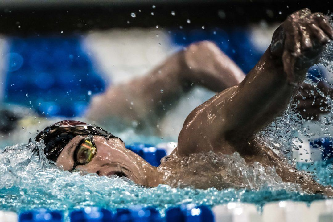 Anton Ipsen Downs 400 IM Danish National Record