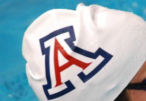 Arizona's Brooks Fail Swims 4:14 in 500 Free Time Trial at Pac-12s
