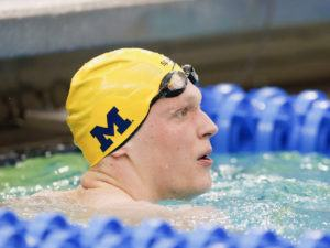 College Swimming Preview: Auboeck Looks To Lead #5 Michigan Men