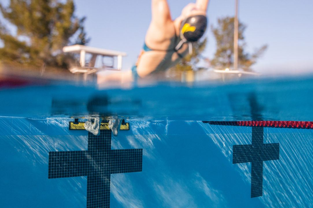 FINIS Creates The Most Affordable Backstroke Start Wedge
