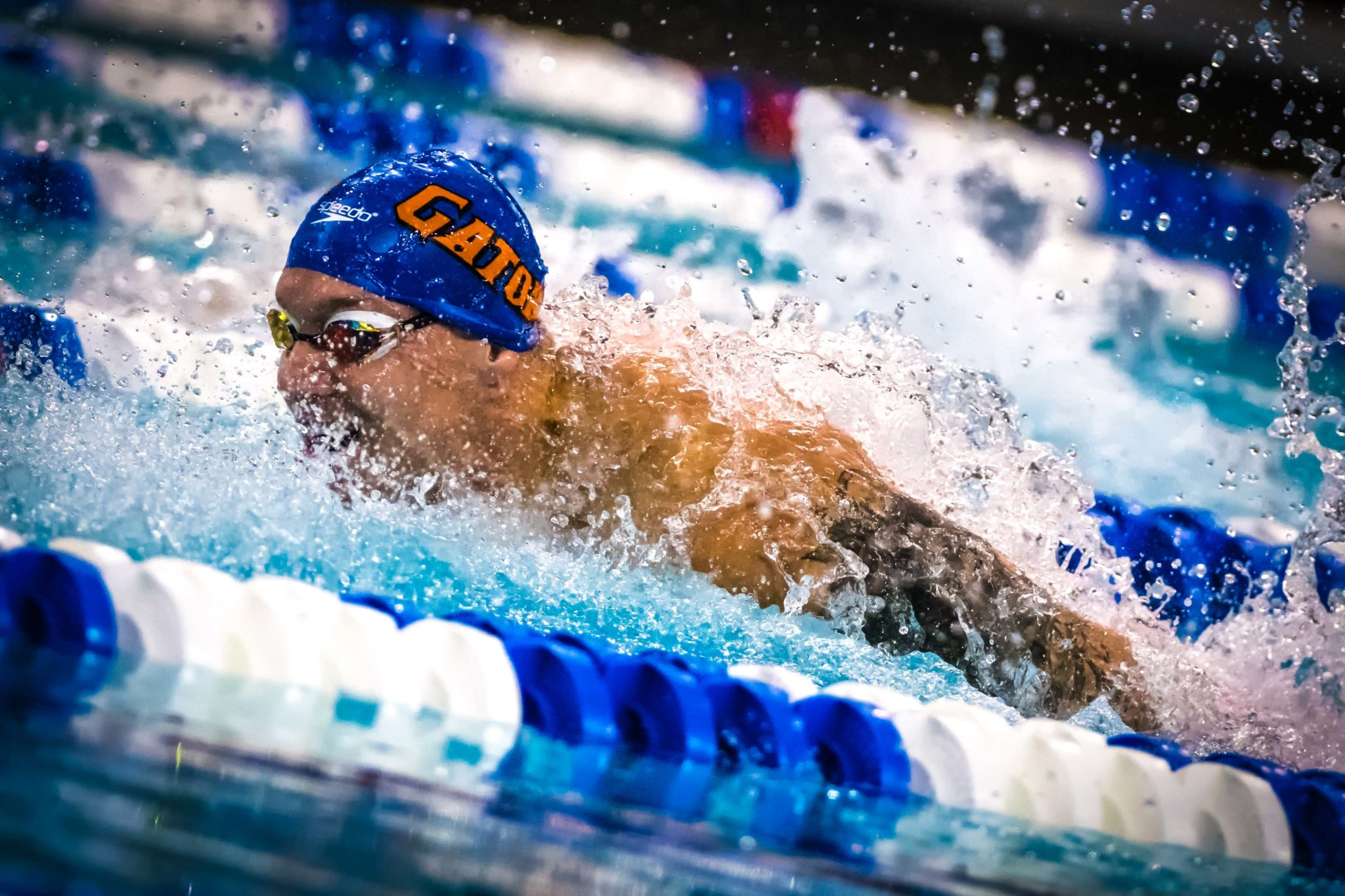 2018 Santa Clara Pro Swim Series: Swim Squad Starter Projections