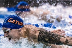 Watch Caeleb Dressel Run Away with the Win in 2:01 200 IM (Race Video)