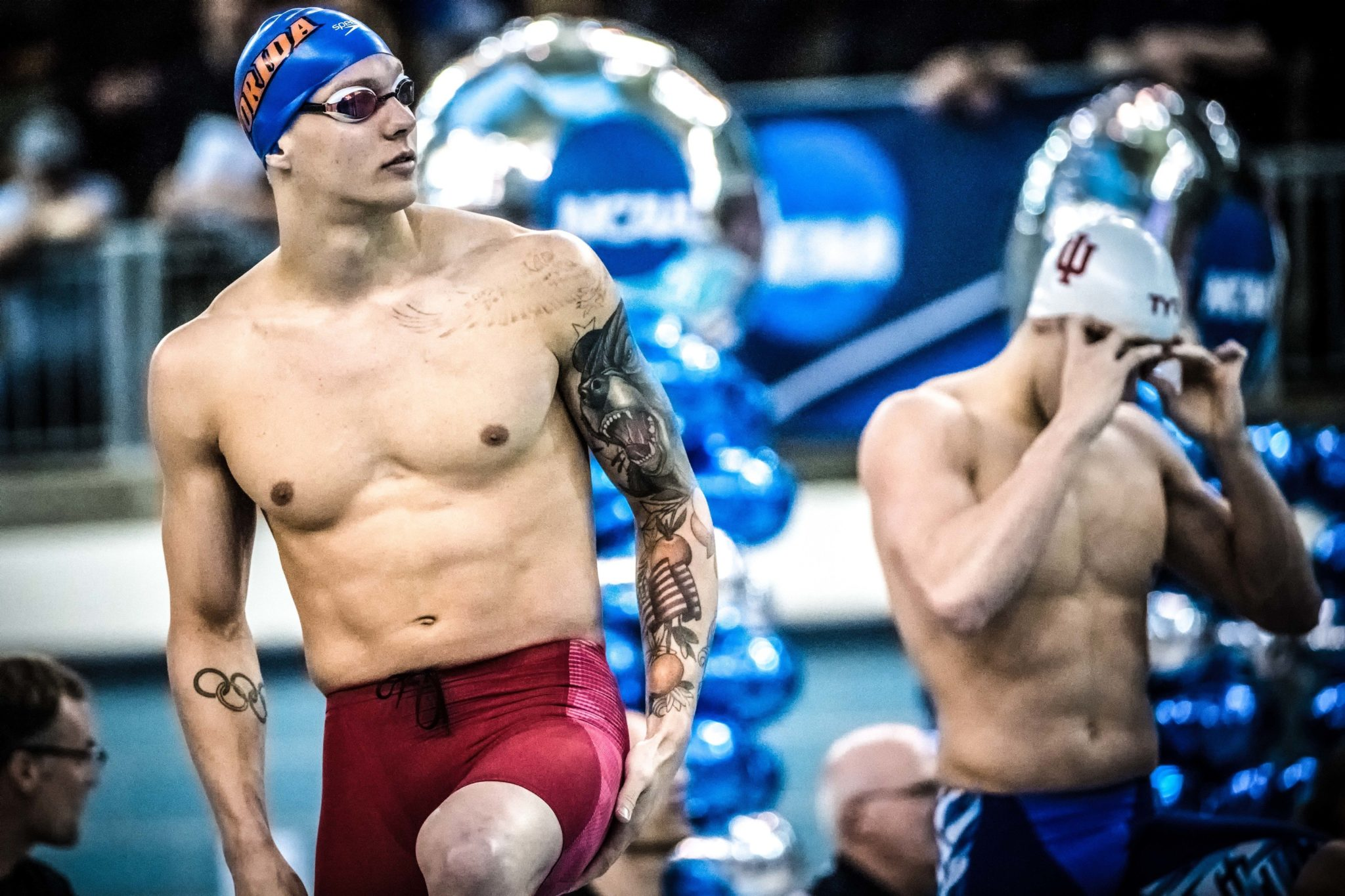 SURGE+: What can you learn from Caeleb Dressel
