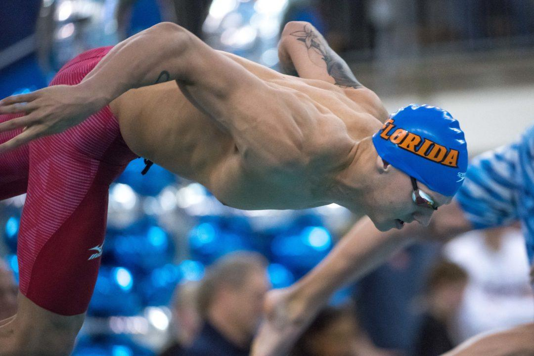 Ultra Swim Swimmer of the Month: Caeleb Dressel, Florida