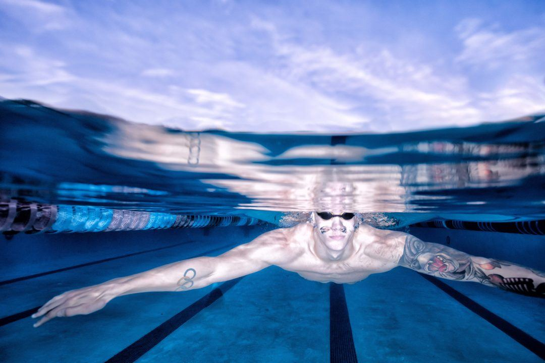 Caeleb Dressel Below the Surface – Taper Time in Gainesville