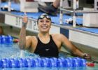 "Kathleen Baker: ""I definitely wanted to put one in the books"" (Video)"
