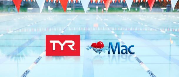 TYR Sport Announces Support For The Mac Crutchfield Foundation