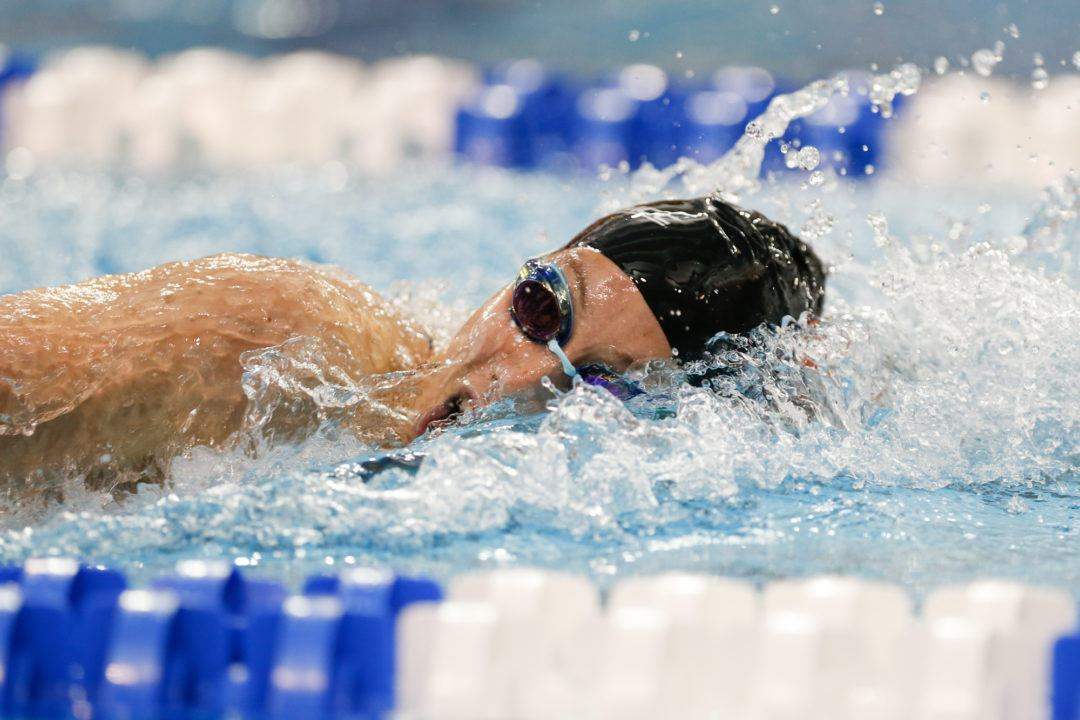 2019 W. NCAA Previews: Ruck Could Disrupt Comerford's 200 Free Streak