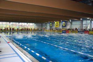 Essener Swim&Fun: Zellmann, Steiger, Höpink, Foos auf der Jagd nach Normzeiten