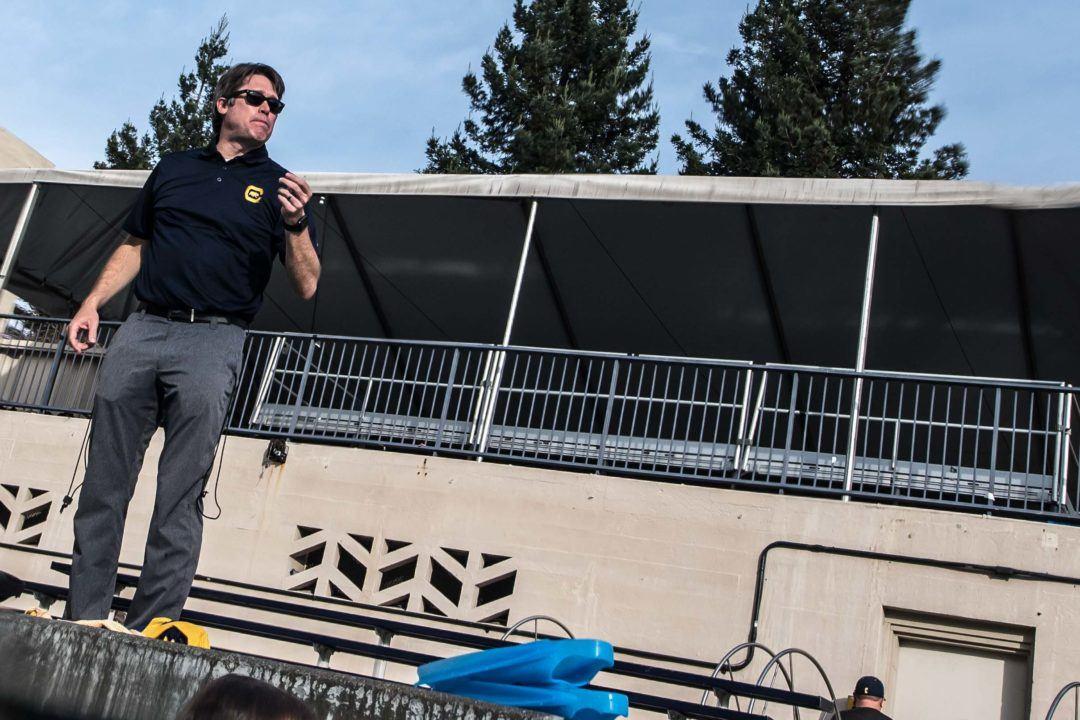 Competitor Coach of the Month: Dave Durden, California Aquatics