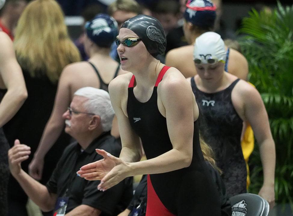 Denison Women Unseat Emory, Men Maintain #1 Rank in CSCAA D3 Poll