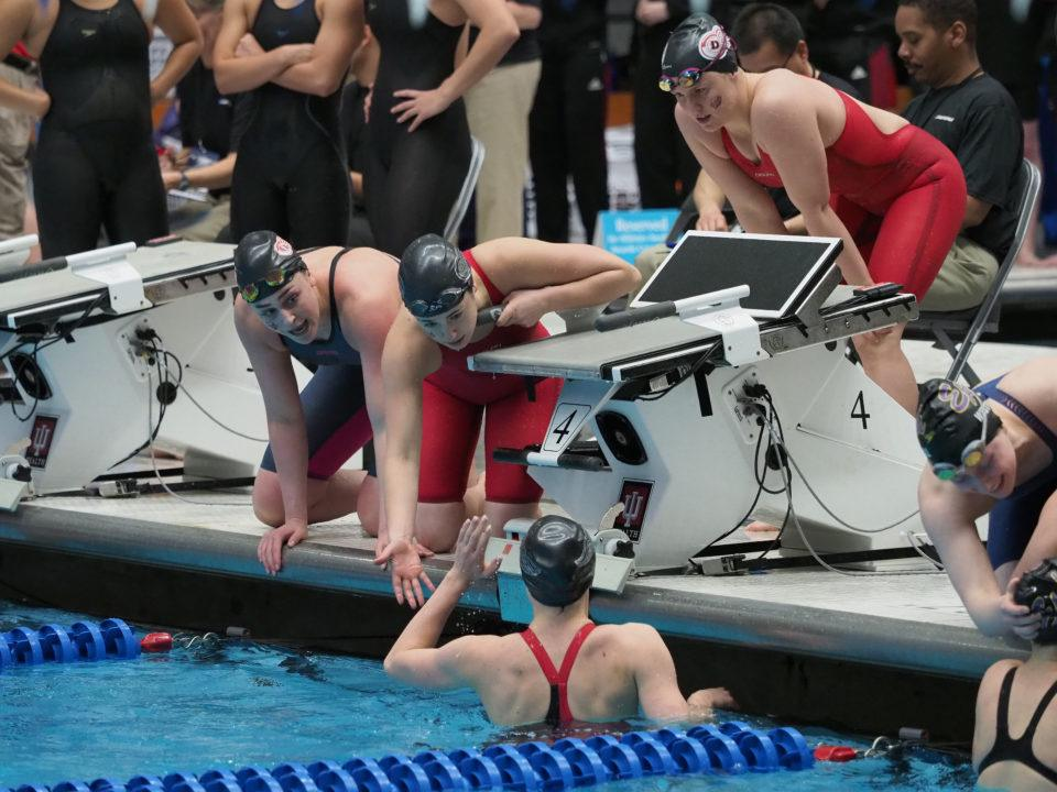 2018 NCAA Division III Women's Championships – Day 4 Ups/Downs