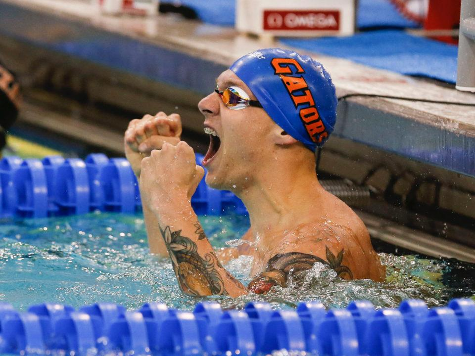 Dressel Breaks Another Barrier with 39.9 100 Free