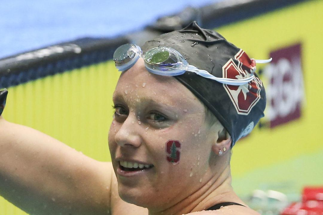 Ella Eastin Comes Down with Mononucleosis; May Miss Nationals