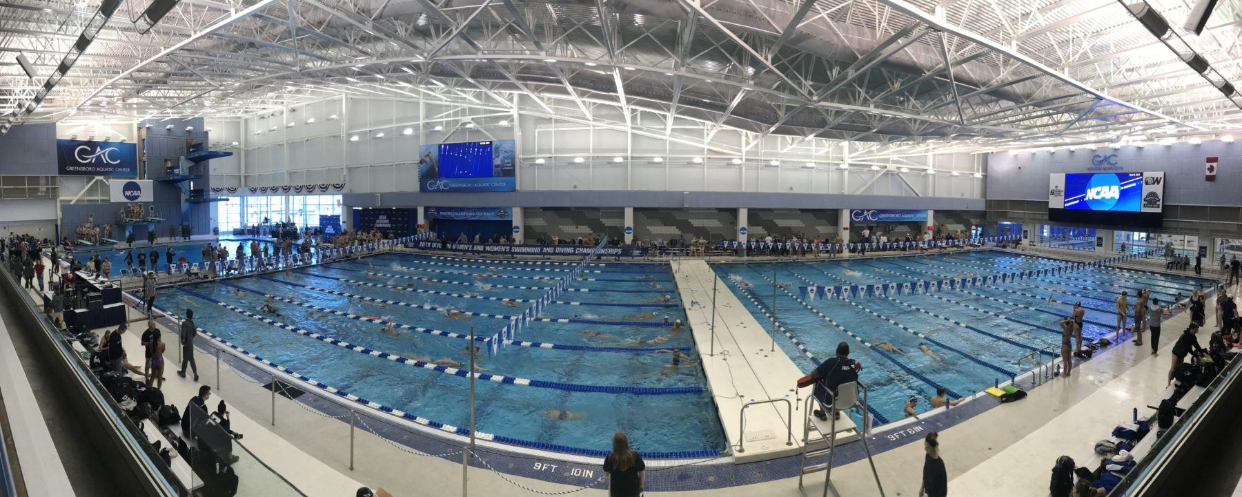 2018 NCAA Division II Women's Championships – Day 4 Ups/Downs