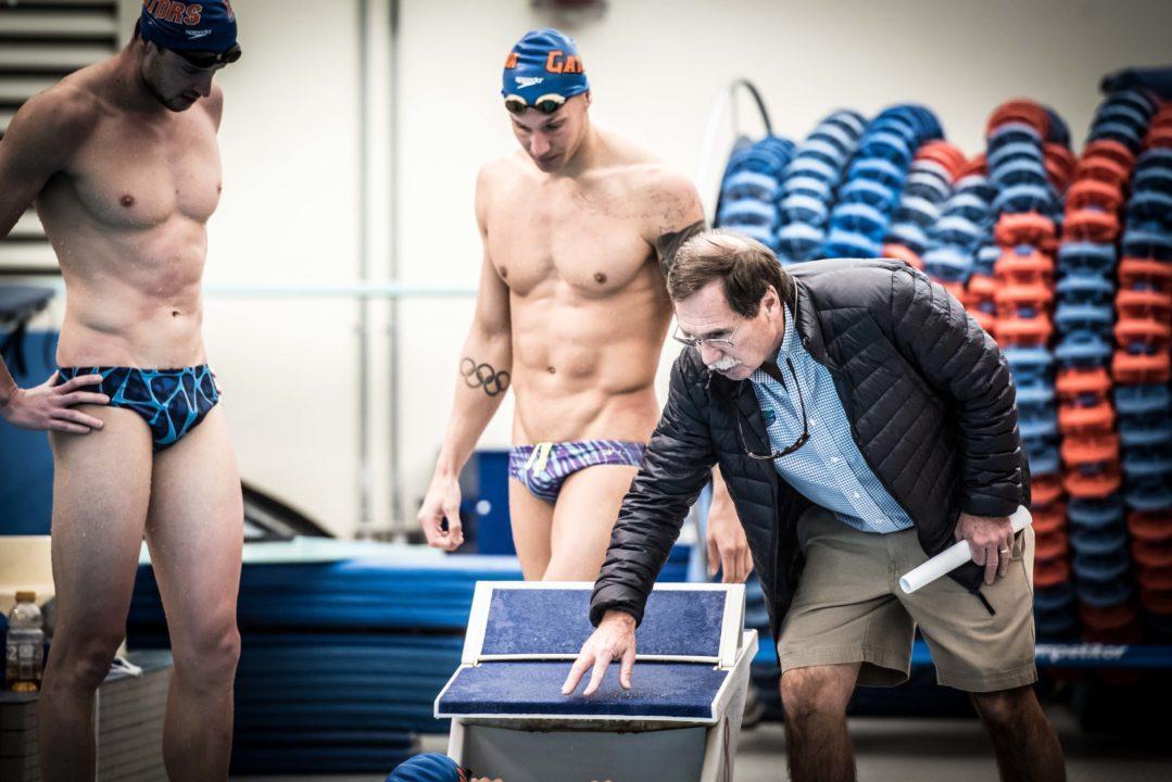 """Nuotare Come Un """"Gators"""": Ecco L'allenamento Di Gregg Troy"""