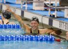 """Louise Hansson: """"I definitely feel more comfortable swimming yards"""" (Video)"""