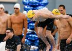 Cal Breaks American Record with 1:21.8 200 Medley Relay