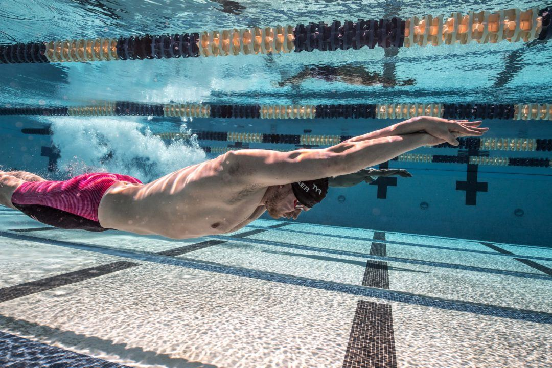 Blueseventy Swim of the Week: Conger Setting Up For Relay Heroics