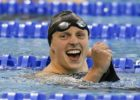 In First Race as a Pro, Katie Ledecky Breaks 1500 Free WR – 15:20.48